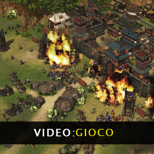 Stronghold Warlords Video di gioco