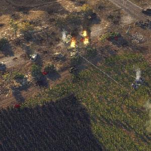 Sudden Strike Campi di battaglia