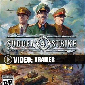 Acquista CD Key Sudden Strike 4 Confronta Prezzi