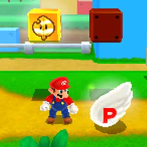 Super Mario 3D Land Nintendo 3DS Ala