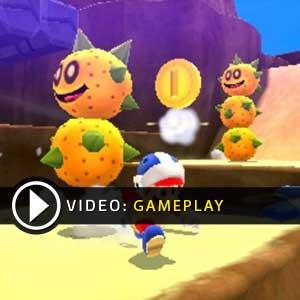 Super Mario 3D Land Nintendo 3DS Gameplay Video