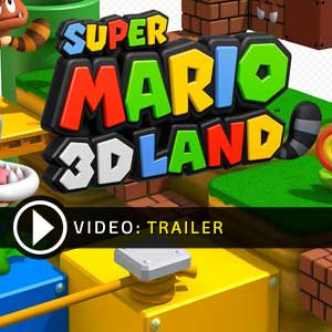 Acquista Codice Download Super Mario 3D Land Nintendo 3DS Confronta Prezzi
