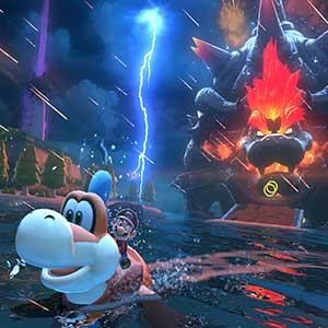 Super Mario 3D World + Bowser s Fury Nintendo Switch - Nuvole di tuono