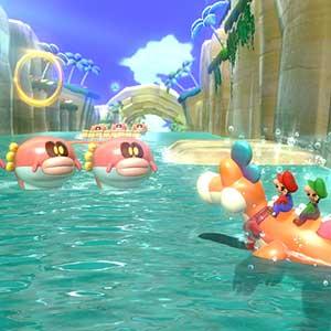 Super Mario 3D World + Bowser s Fury Nintendo Switch - Mostri del fiume