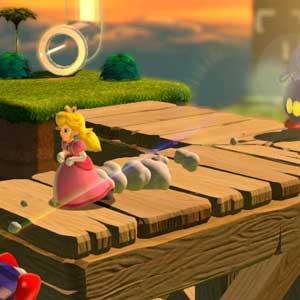 Super Mario 3D World Nintendo Wii U Principessa Peach