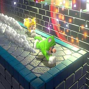 Super Mario 3D World Nintendo Wii U Princess Peach