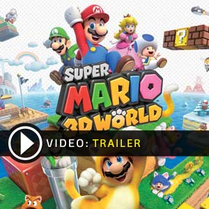 Acquista Codice Download Super Mario 3D World Nintendo Wii U Confronta Prezzi