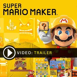 Acquista Codice Download Super Mario Maker Nintendo Wii U Confronta Prezzi