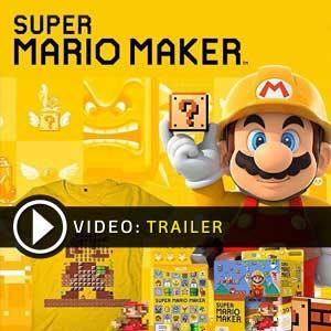 Acquista Codice Download Super Mario Maker Nintendo Wii U Confronta Prezzi