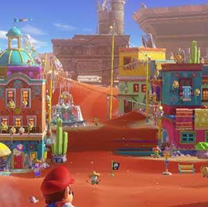 Super Mario Odyssey Mario 2