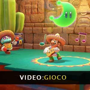 Super Mario Odyssey video di gioco