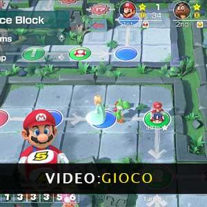 Super Mario Party Nintendo Switch video di gioco