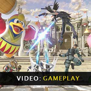 Super Smash Bros. Ultimate Fighters Pass Vol. 2 Gameplay Video