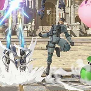 Super Smash Bros Ultimate Nintendo Switch personaggi principali