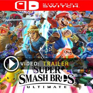 Acquistare Super Smash Bros Ultimate Nintendo Switch Confrontare i prezzi