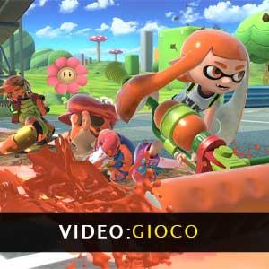 Super Smash Bros Ultimate Nintendo Switch video di gioco