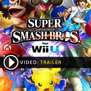 Acquista Codice Download Super Smash Bros Nintendo Wii U Confronta Prezzi