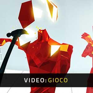 SUPERHOT VR Video del gioco