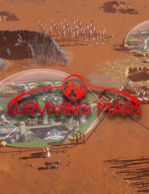 Surviving Mars celebra il lancio di preordine con un nuovo trailer