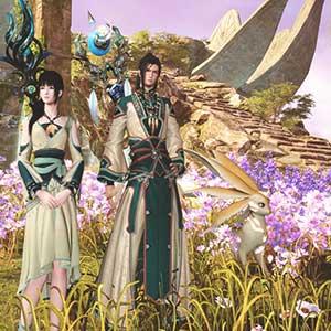 Swords of Legends Online - Maschio e femmina