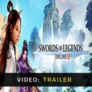 Swords of Legends Online Video Trailer