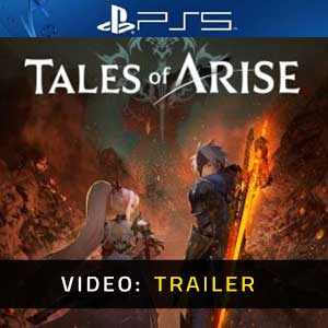 Tales of Arise PS5 Video Trailer
