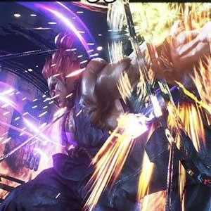 Modalità storia Tekken 7