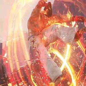 Tekken 7 Akuma fa il giocoliere