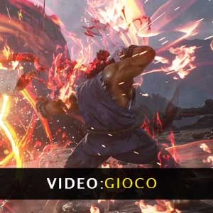Tekken 7 video di gioco