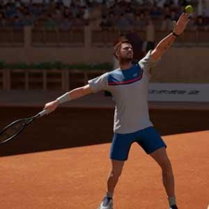 Servizio del Tennis World Tour 2