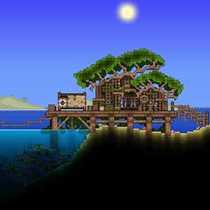 Terraria Casa sull albero