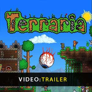 Terraria Trailer Video