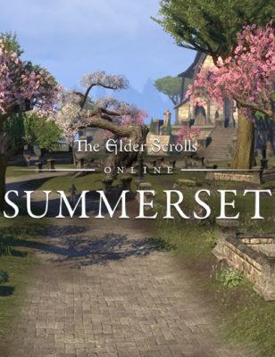 The Elder Scrolls Online Summerset Porta i giocatori nella casa degli Elfi Alti