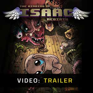 The Binding of Isaac Rebirth Trailer Video