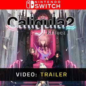 The Caligula Effect 2 Nintendo Switch Video Trailer