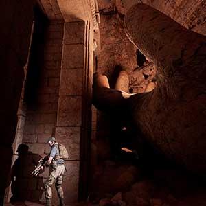 The Dark Pictures House of Ashes Tempio Sumero