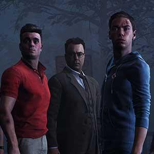 Gruppo di sopravvissuti