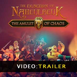 The Dungeon Of Naheulbeuk The Amulet Of Chaos Video del rimorchio