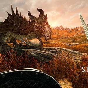 The Elder Scrolls 5 Skyrim VR - Drago
