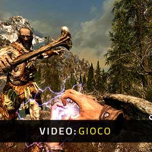 The Elder Scrolls 5 Skyrim VR Video del gioco