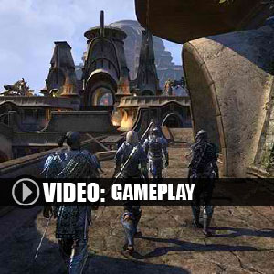 The Elder Scrolls Online Morrowind Video gameplay