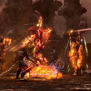 The Elder Scrolls Online Combattimento