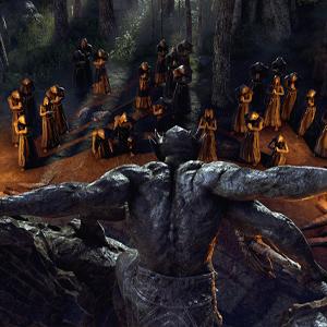 The Elder Scrolls Online Blackwood - Mehrunes Adoratori di Dagon