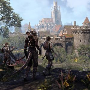 The Elder Scrolls Online Blackwood - Compagni