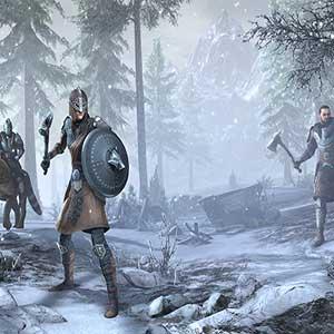 The Elder Scrolls Online Greymoor - esercito vampirico