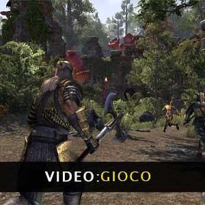 The Elder Scrolls Online Morrowind video di gioco