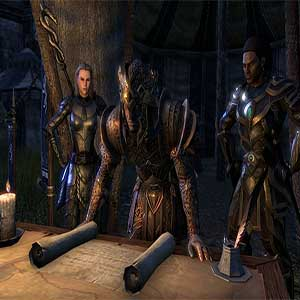 The Elder Scrolls Online Fight