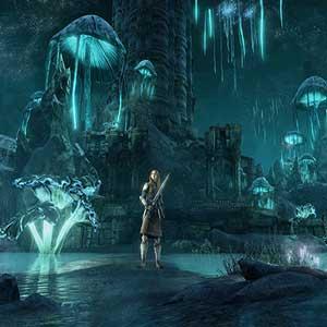 The Elder Scrolls Online Greymoor - Regione innevata