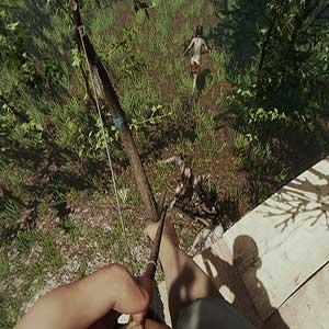The Forest Arco e freccia