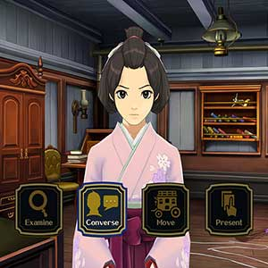 The Great Ace Attorney Chronicles Susato Mikotoba